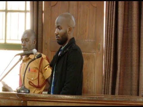 Mowzey Radio killer Troy Wamala jailed for 14 years (PHOTO/File)