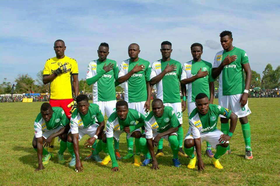 Onduparaka will take on KCCA FC in the finals (file photo)