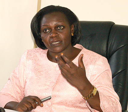 Minister of State for Health in charge of General Duties, Sarah Opendi revealed the