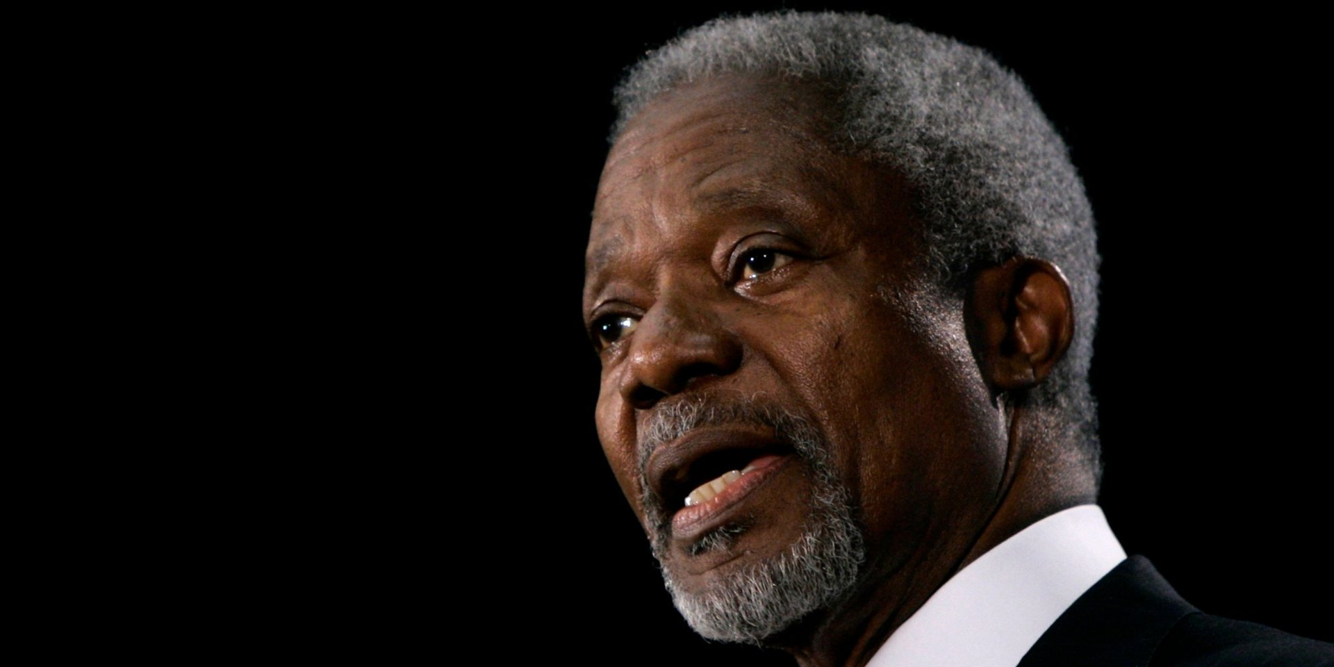 Former UN chief and Nobel peace laureate Kofi Annan died Saturday August 18, 2018, at the age of 80