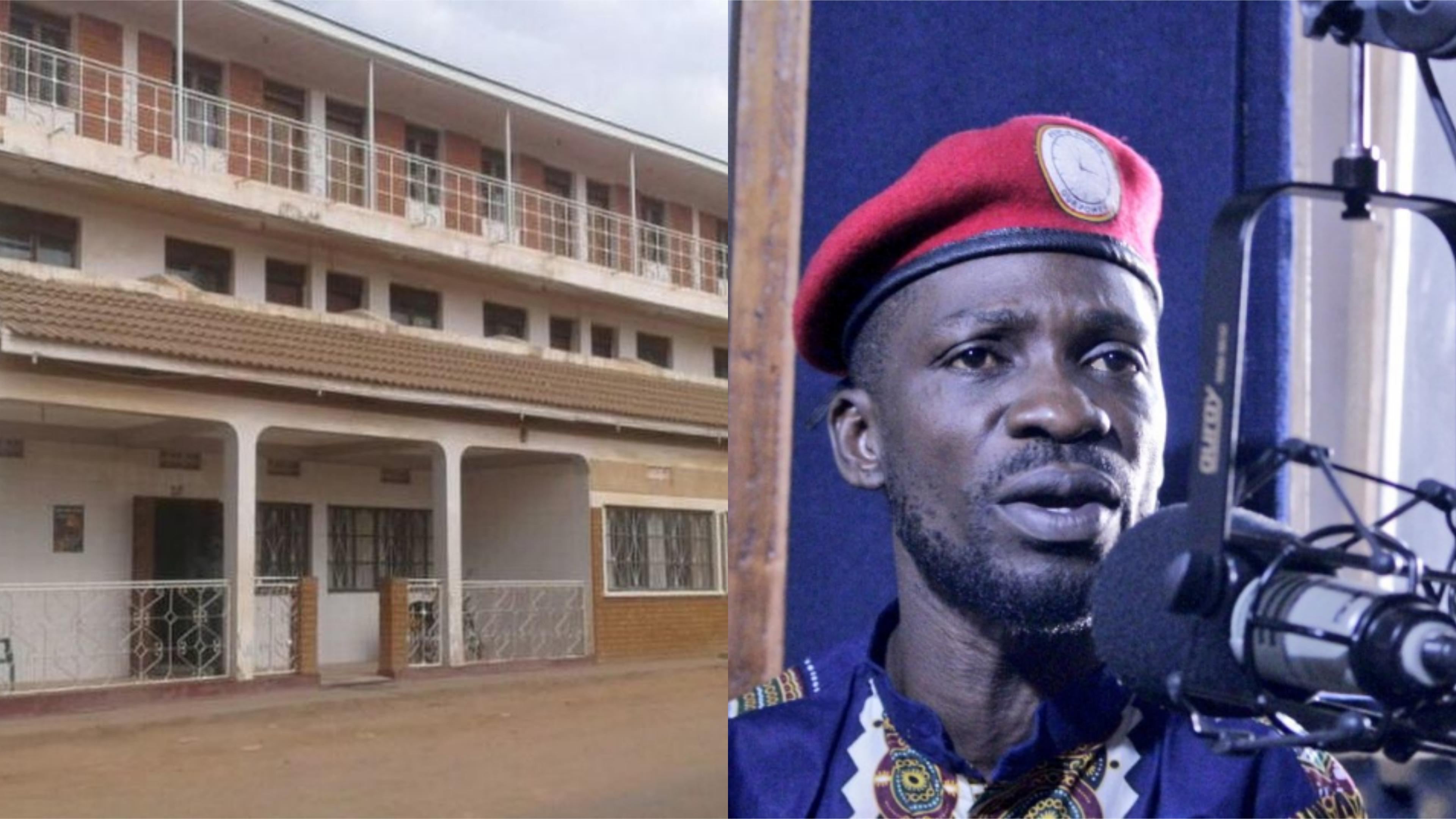 Pacific Hotel owner has come out to rubbish allegations that his guest Kyadondo East MP Robert Kyagulanyi was armed (PML Daily PHOTO)