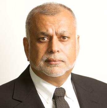Business mogul, Sudhir Ruparelia
