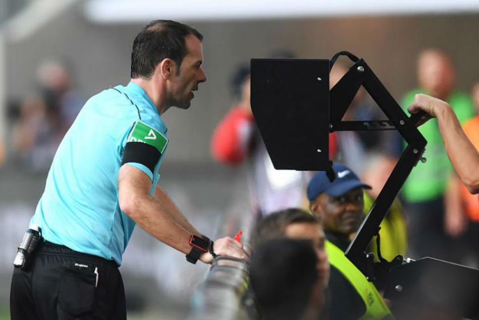 VAR is a feature in all the other top five leagues in the world apart from the Premier League