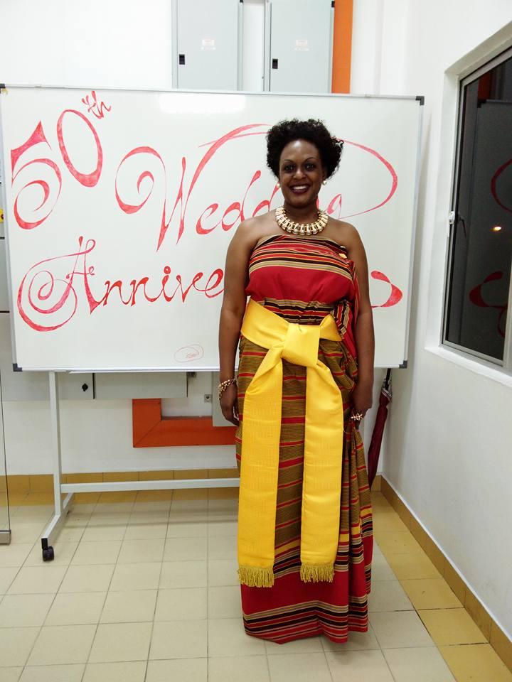 Ugandan diplomat, Ms Mbabazi Samantha Sherurah, passed on Monday, September 17 (FILE PHOTO)