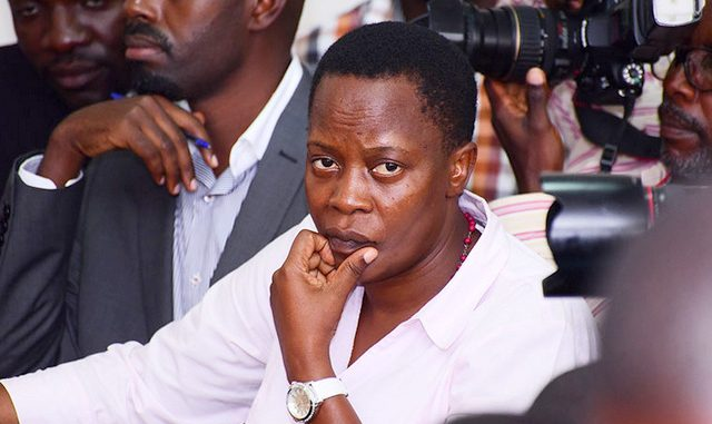 Mukono Municipality MP Betty Nambooze Bakireke has been summoned for not appearing in Court on time. (FILE PHOTO)