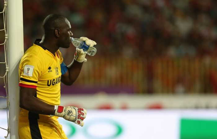 Onyango says Uganda will do it can to defeat Cape Verde on Saturday (file photo)