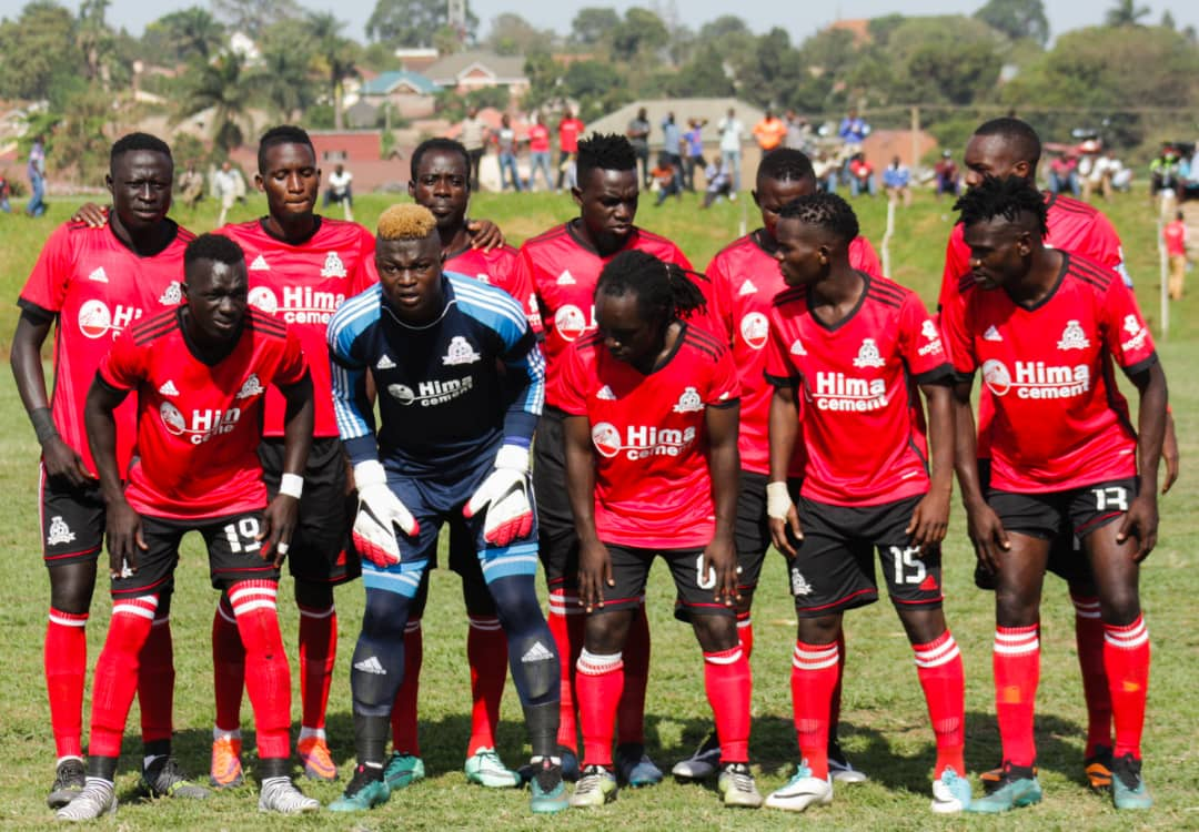 The Vipers team that started the 1-0 loss to KCCA FC in the Super Cup (file photo)
