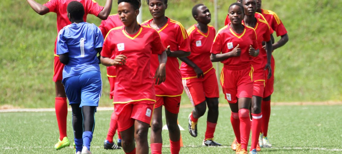 The Crested Cranes take on Ethiopia on Wednesday (file photo)