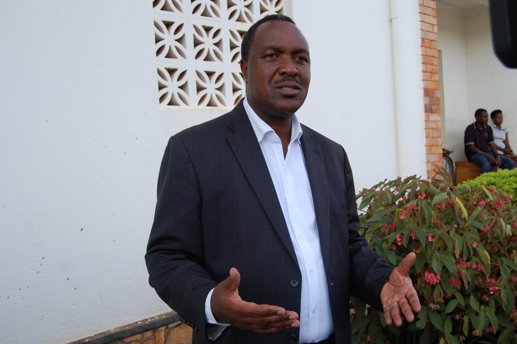 Sheema Muniipality MP, Elioda Tumwesigye in court (FILE PHOTO