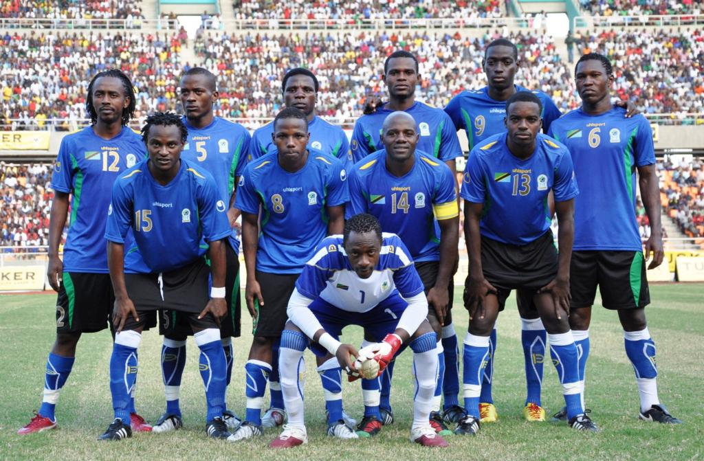 Tanzania last appeared at the finals in 1980. (PHOTOS/AGENCIES)