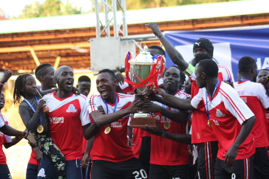 Vipers SC won the 2017/18 Uganda Premier League (file photo)