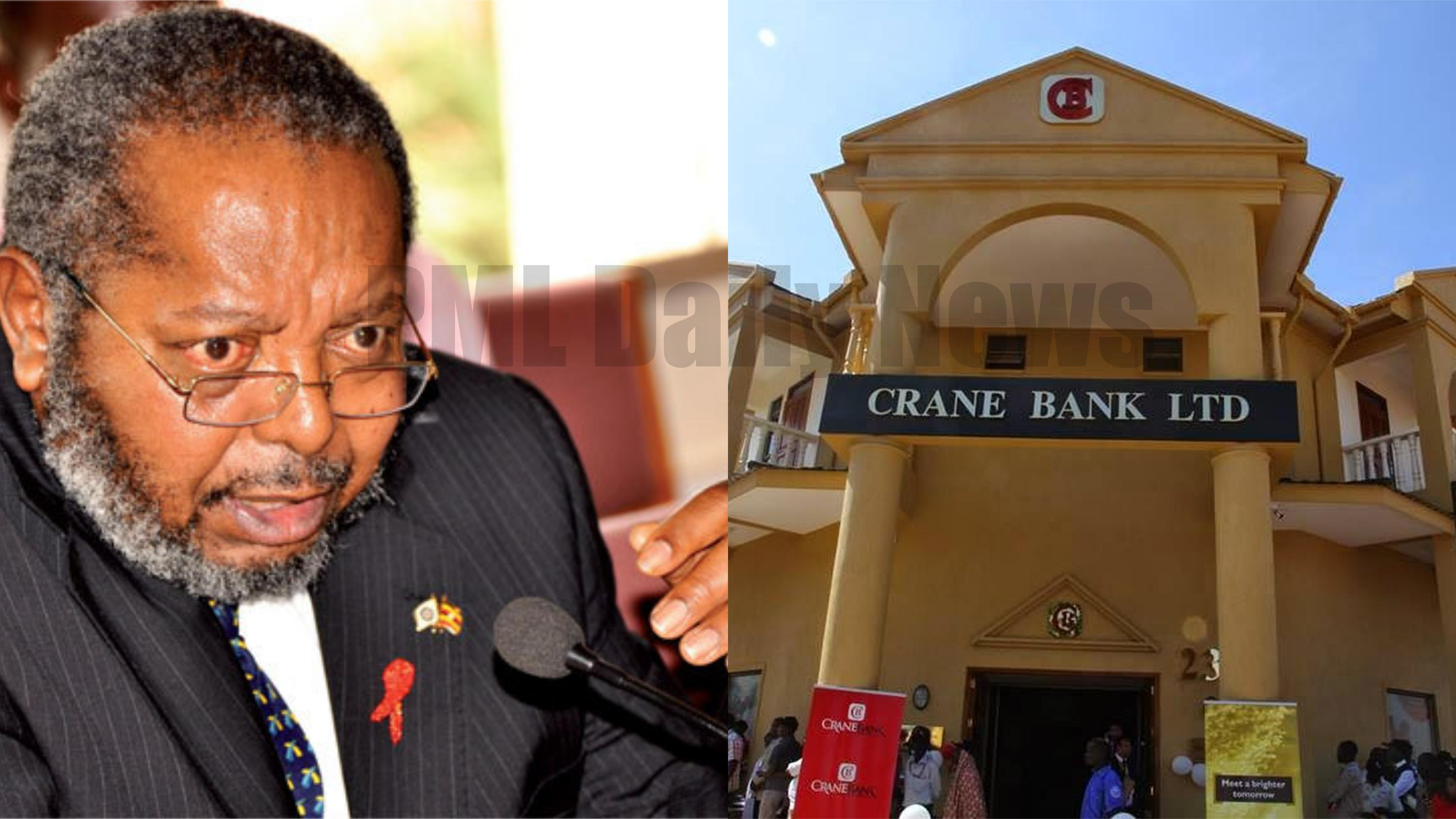 New evidence has revealed that Bank of Uganda Board did not sanction the sale of the now defunct Crane Bank  (FILE PHOTO)