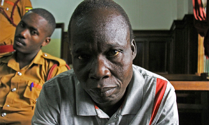 Former LRA commander Kwoyelo in Court to answer 93 counts after 10-year remand (FILE PHOTO)