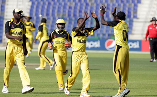The Cricket Cranes will be taking part in its first ever edition of the Africa T20 (file photo)