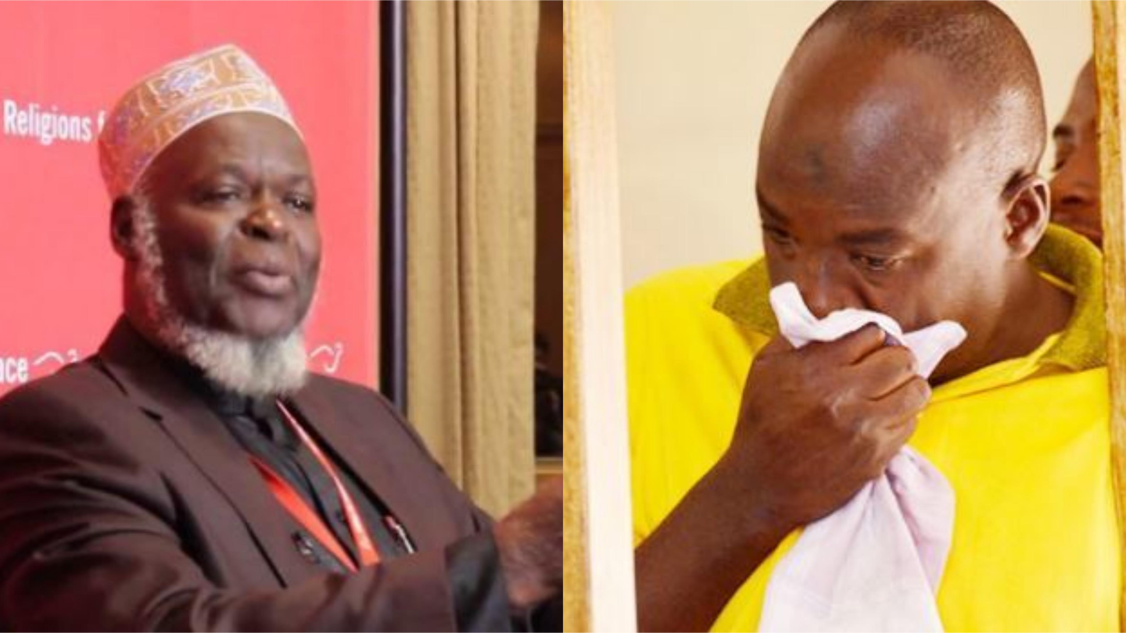 The Mufti of the Uganda Muslim Supreme council, Sheik Shaban Mubajje has been denied access to former Boda-boda 2010 boss, Abdallah Kitaata (FILE PHOTO)