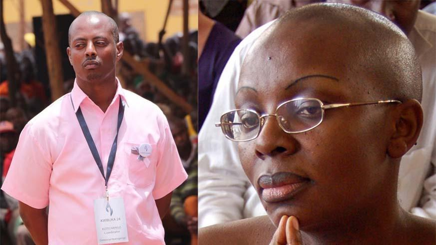 Opposition leader Victoire Ingabire was on Friday quizzed on a recent rebel attack on Rwanda. (PHOTO/File)