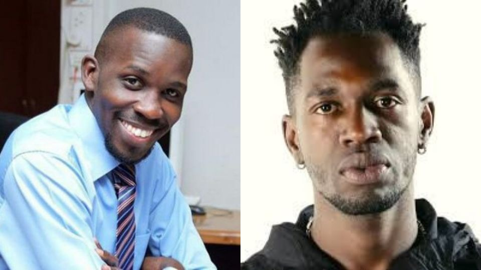 NTV Uganda's Joel Ssenyonyi, Artiste Nubian Lee and others have been arrested and detained at Entebbe Police Station in Kitooro, Entebbe (FILE PHOTO)