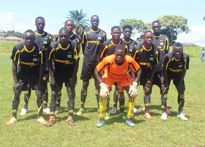 The newly promoted team, Mbarara City's title championship hopes have been shattered as they are excluded from the 2018/2019 Uganda Premier leagues season on technicalities (FILE PHOTO)