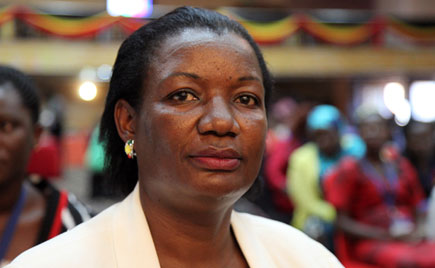 Esther Mbulakubuza Mbayo