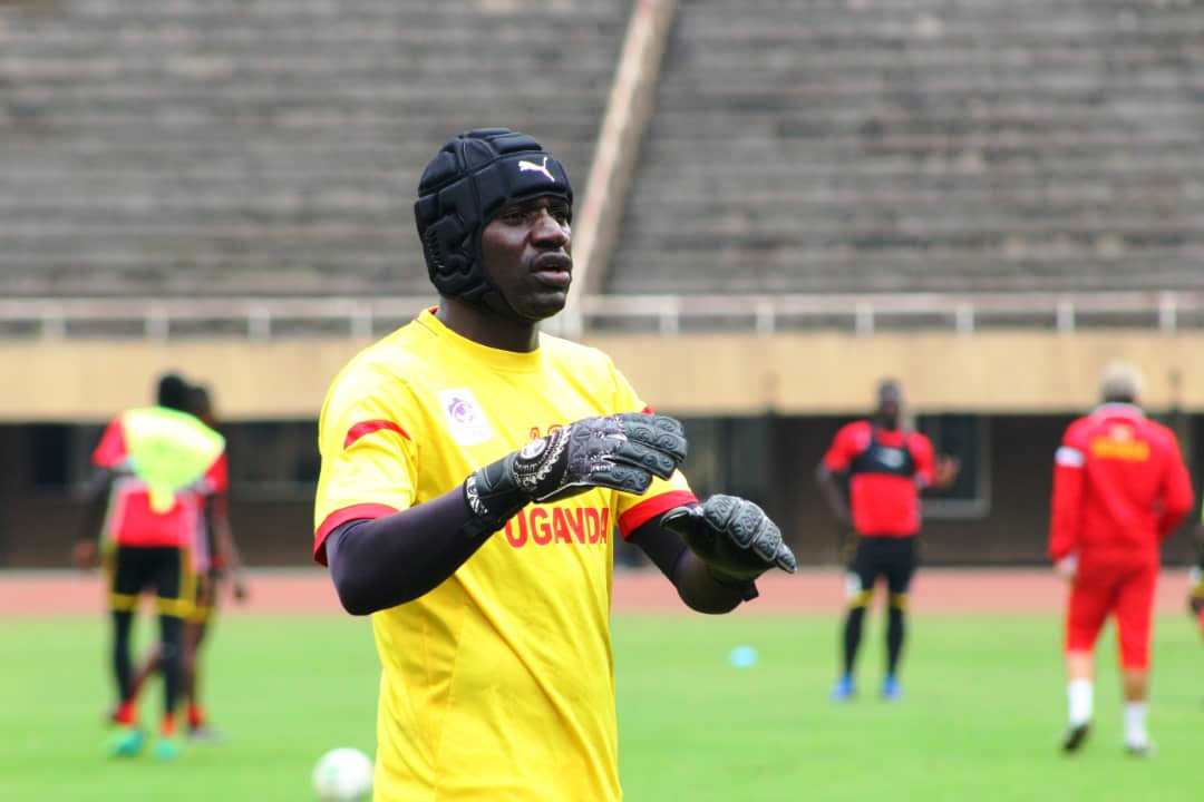 Onyango has played 70 games for Uganda.