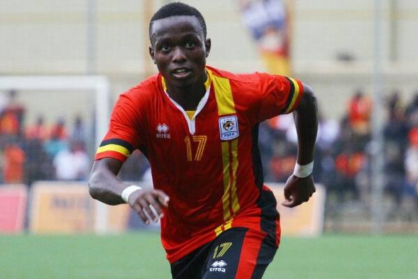 Paul Mucureezi has been a free agent since leaving KCCA FC in June (file photo)