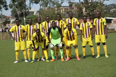Proline are currently leading the standings in Rwenzori Group of the Big League (file photo)