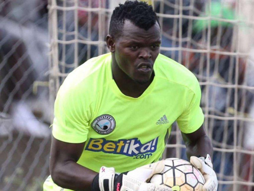 Kigonya scored four league goals last season