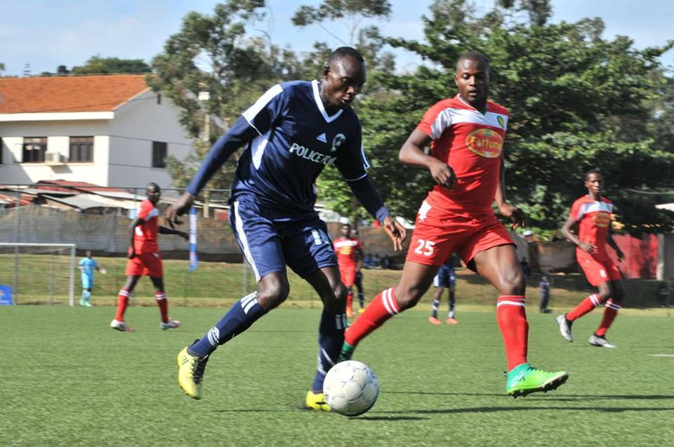 Police FC hosted their games at Lugogo last season.