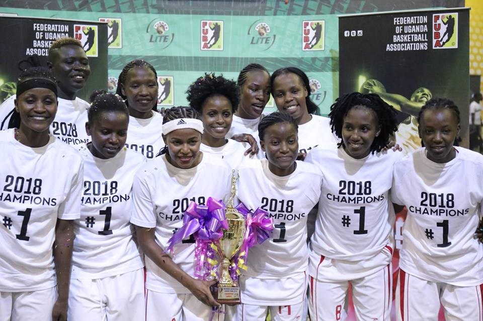 JKL Lady Dolphins are the current holders of the NBL Ladies Division title (file photo)