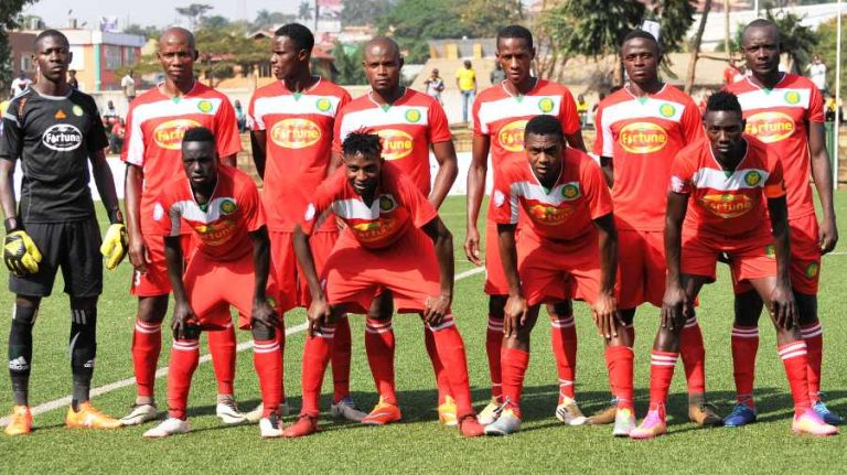 Bul FC are 5th on the log (file photo)