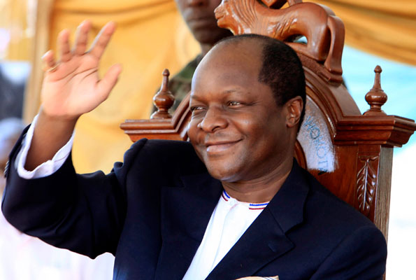 The Kabaka of Buganda Ronald Muwenda Mutebi has won his appeal against litigate bank slips and land titles. (FILE PHOTO)