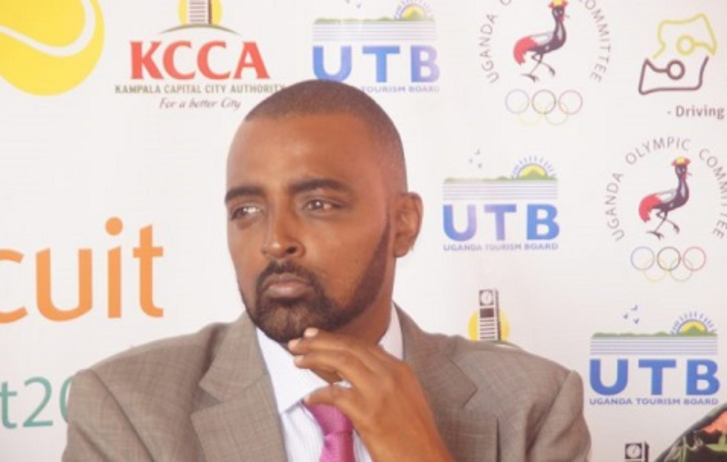 Cedric Babu is also the president of the Uganda Tennis Association and the chief executive officer at Kinetic Events Management, a sports and entertainment event management company. (Picture credit: Shaban Lubega for PML Daily