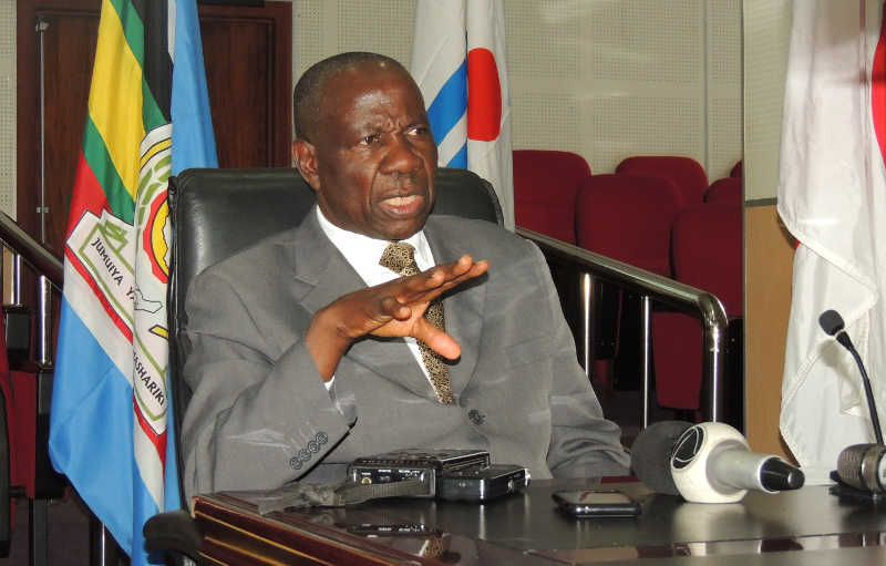 Finance minister Matia Kasaija has called on member states of the East African Community to stop rejecting each other's products adding that is undermines the spirit of integration