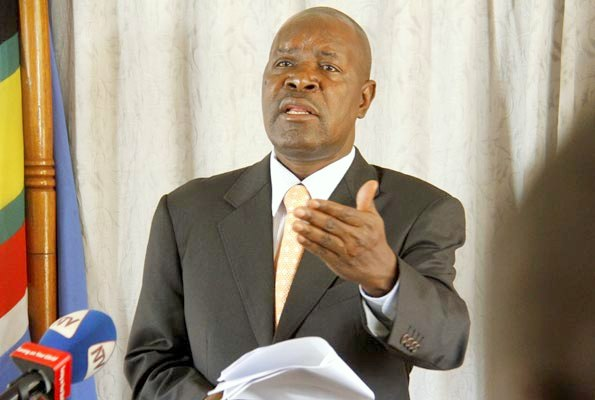 Government Spokesperson, Ofwono Opondo confirmed the new developments at the state broadcaster. (PHOTO/File)