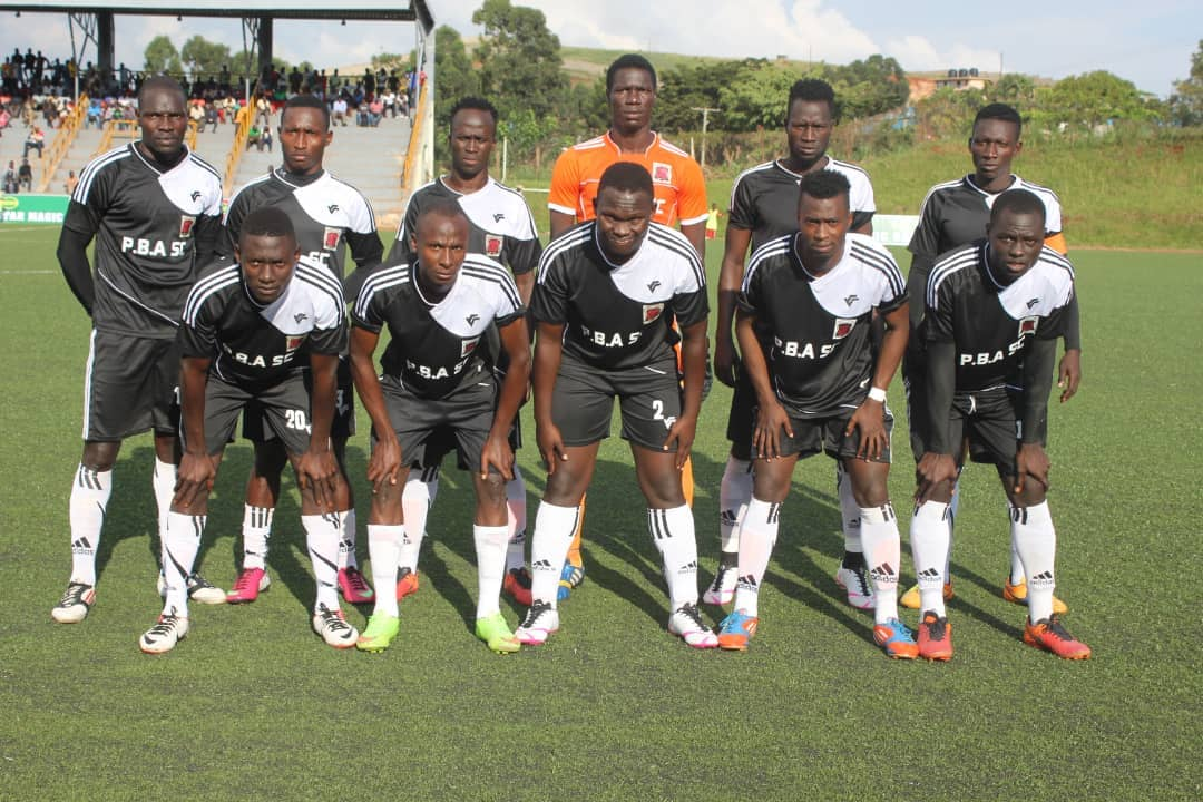 Paidah have only 4 points in the League (file photo)