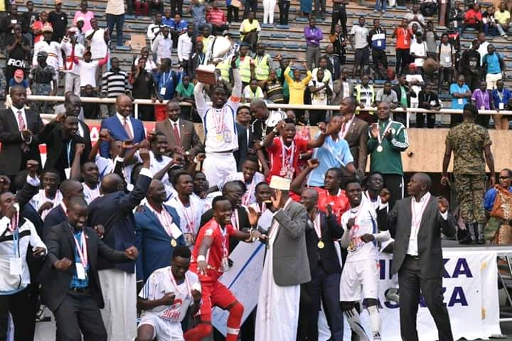 Ssingo won the 2018 Masaza Cup
