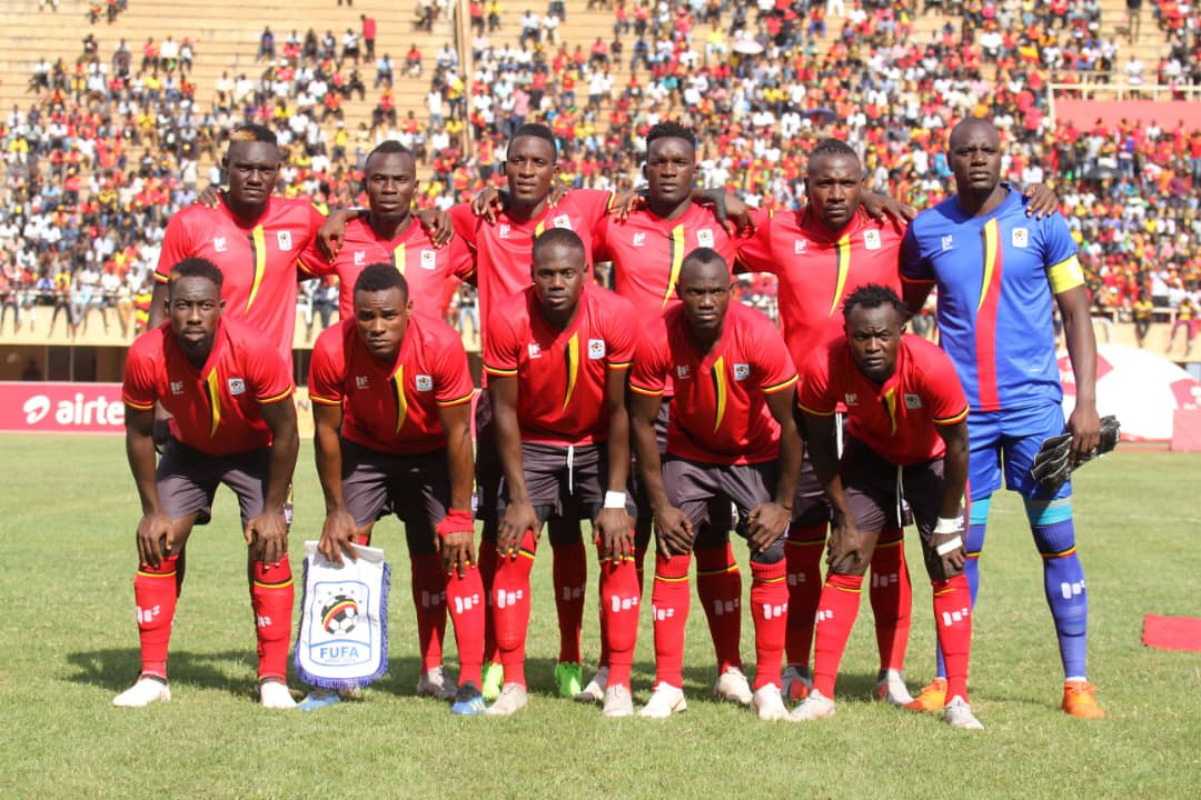 The Cranes require just a point to ensure qualification