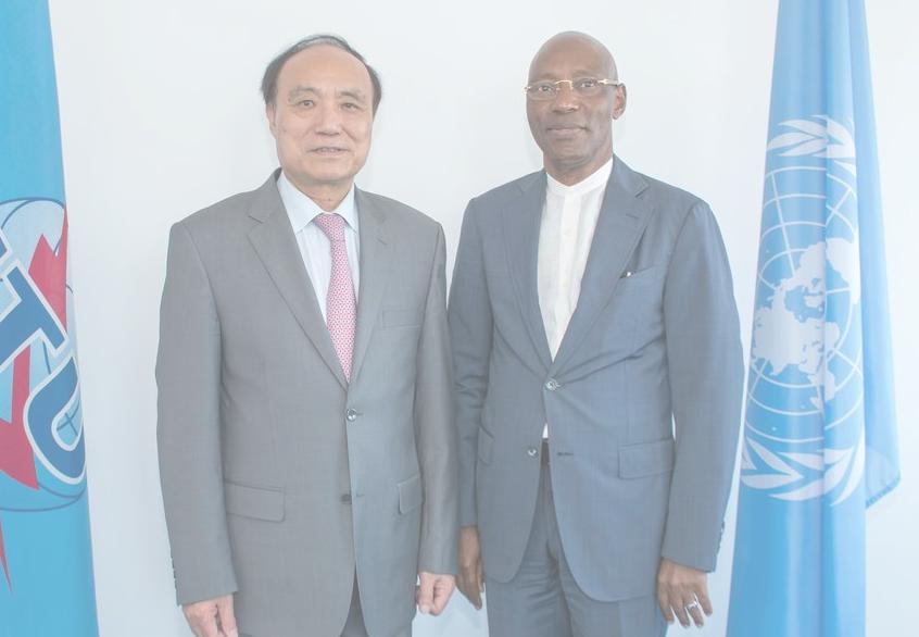 Uganda to host the International Telecommunications Union (ITU) Secretary General-H. E Houlin Zhao