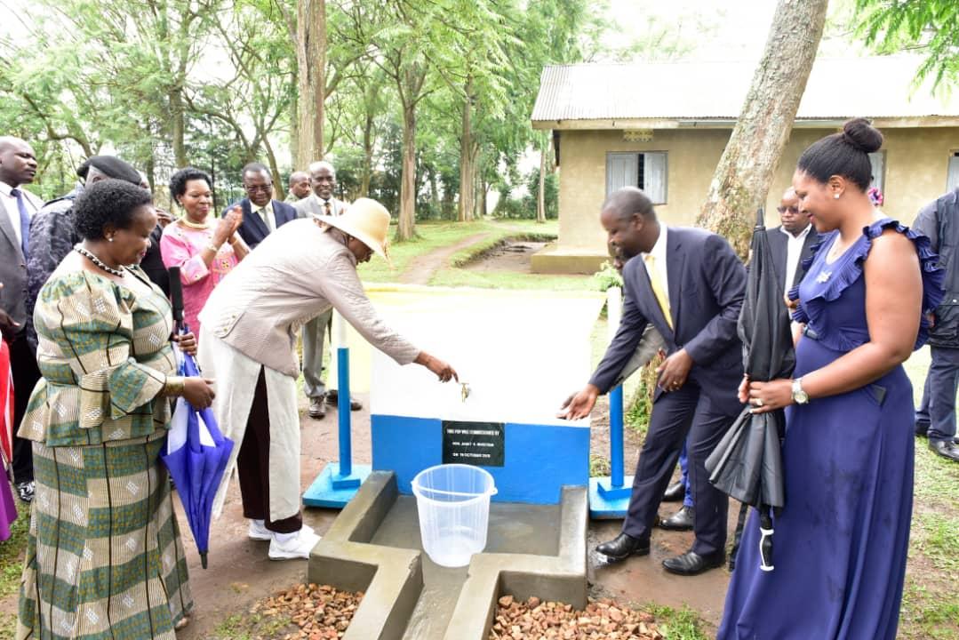 Janet Kataaha Museveni