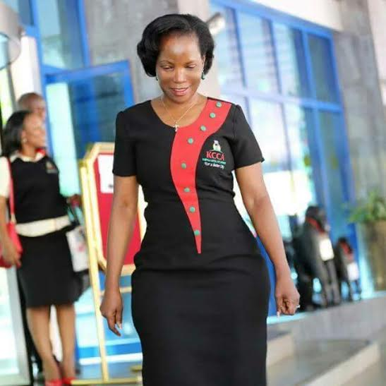 KCCA ED Jennifer Musisi has tendered in her resignation Monday effective Dec 15 (FILE PHOTO)