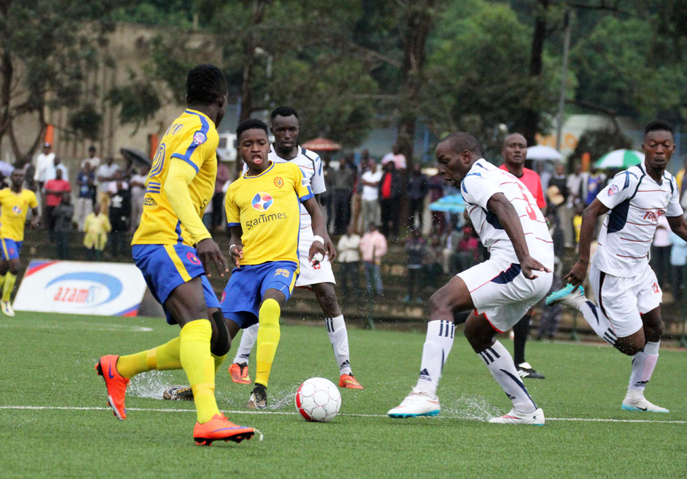 KCCA did not defeat Mbarara City in the league last season (file photo)