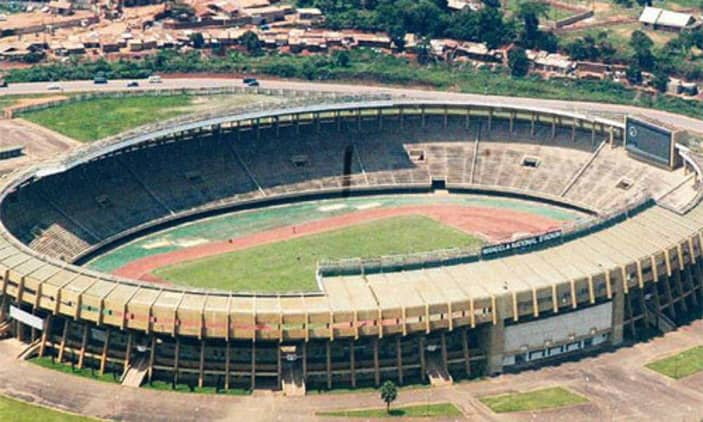 The allegedly fully booked Namboole stadium, in a twist of events, cancelled the Kyarenga concert and was later found with no activity (PML Daily PHOTO)