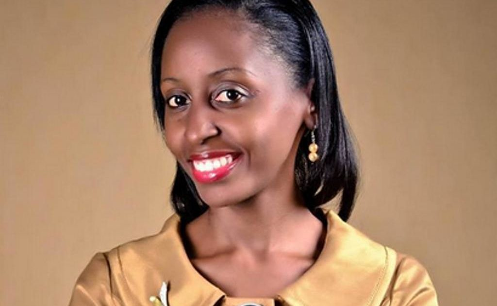 NTV Uganda news anchor Rachael Arinaitwe Mwine called it quits early this week (FILE PHOTO)