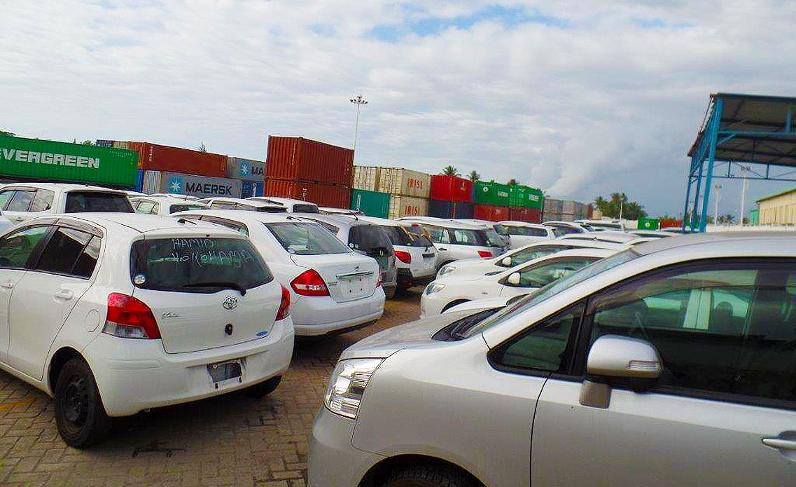 URA has issued a directive to end the importation of cars manufactured over 15 years ago; effective October 2018 (FILE PHOTO)