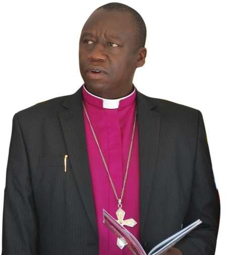 Bishop of West Ankole Diocese,  Johnson Twinomujuni (FILE PHOTO)