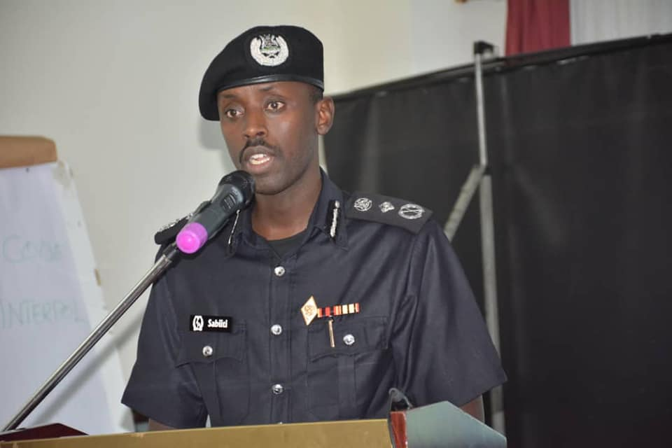 Deputy IGP Brig Sabiiti Muzeyi - while appearing before the Parliamentary  Committee on Human rights - revealed out that several arrests have been made though police is yet single-out the prime suspect (FILE PHOTO)