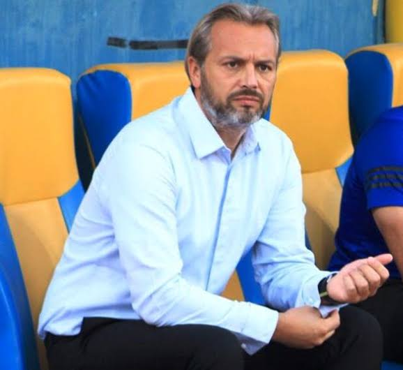 Desabre was named Cranes coach on December 28th, 2017.