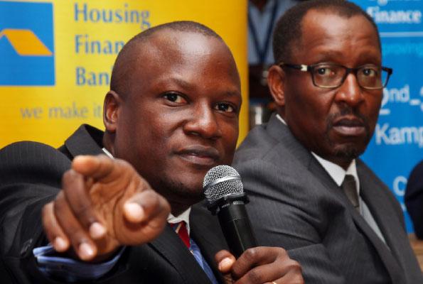 Housing Finance MD Mathias Katamba calls it quits, set to join DFCU Bank(FILE PHOTO)