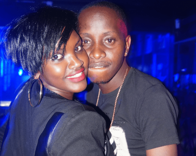 MC Kats and Ugandan female artist Fille Mutoni