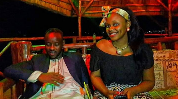 Musicians Eddy Kenzo and Rema Namakula. (FILE PHOTO)